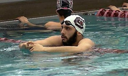 USC swimmer competes for international recognition