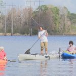 Kayaking for a cause: A cleaner S.C.