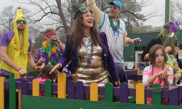 Mardi Gras in Columbia kicks off at City Roots