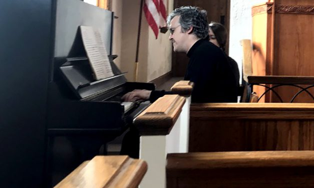 Columbia musician shows that passion doesn't have a price tag