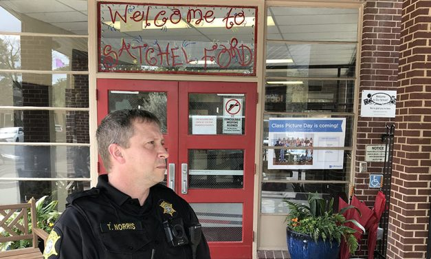Richland One principal stays vigilant with school security