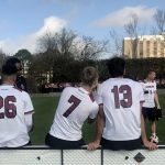 USC soccer team gives back to kids with cancer