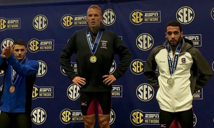 USC swim team does well at SEC Championships