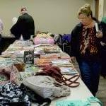 A yard sale that raises awareness of heart disease