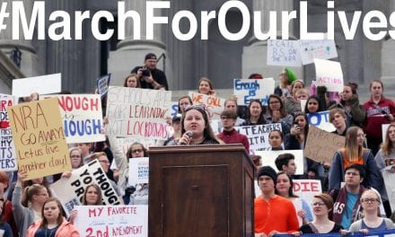 Columbia joins nationwide march against gun violence