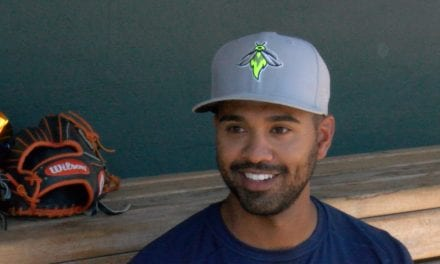 Giovanny Alfonzo looks to have big impact on Fireflies