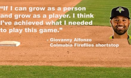New Fireflies player looking to follow his uncle's footsteps