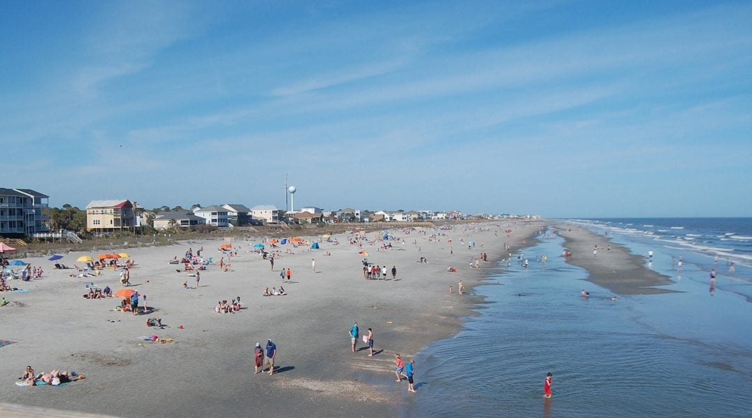 Beach erosion affects residents, wildlife and economy