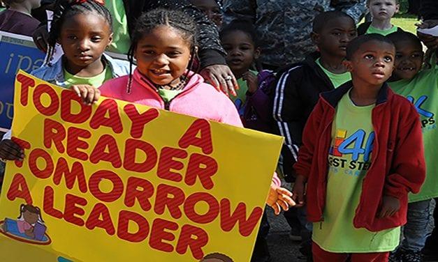 Great readers make great leaders