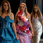 Student fashion designers take the stage