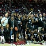High school basketball team finds triumph in tragedy