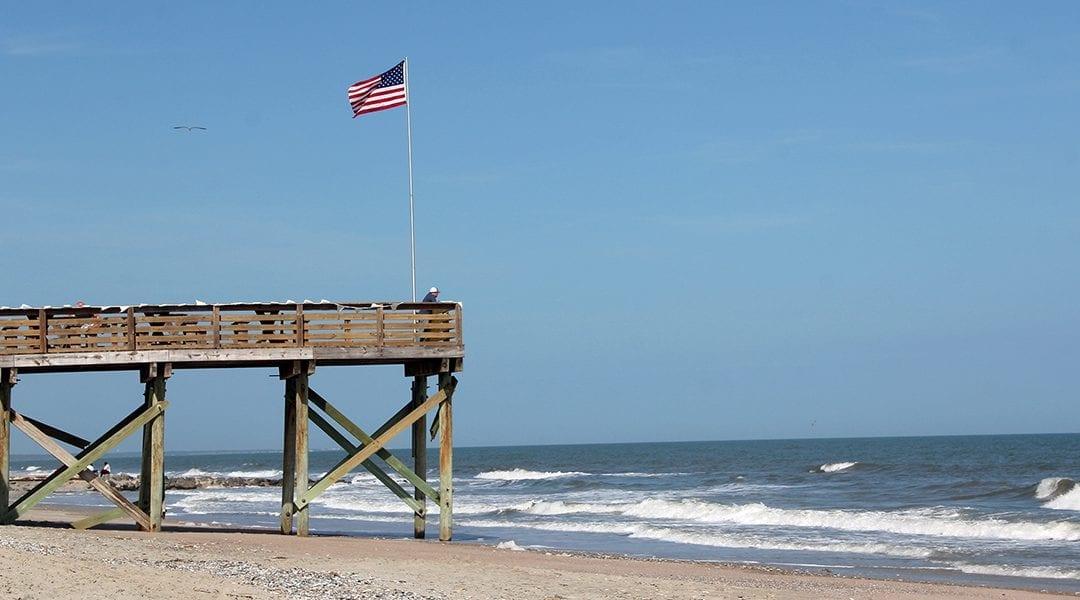 Edisto residents worry about coastal erosion