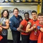 South Carolina schools compete for a $100,000 fitness center