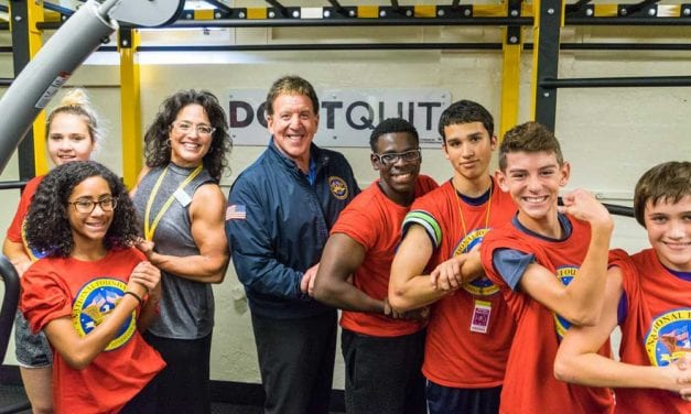 South Carolina schools compete for a $100,000 fitness center
