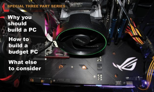 Why you should consider building a gaming PC