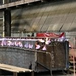 Local steel company doesn't expect major effects from proposed tariffs
