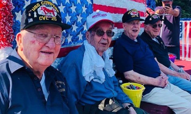 Cowpens festival honors veterans