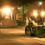 Roadwork on Main Street in Lexington coming to a close