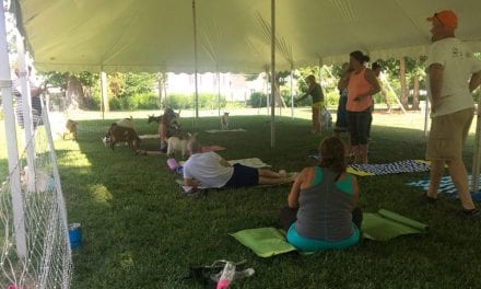"""Goat yoga is here to """"nama""""- stay"""