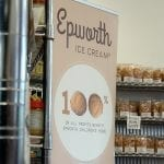 Epworth Ice Cream for the children