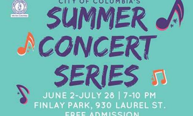 Columbia's Summer Concert Series continues at Finlay Park