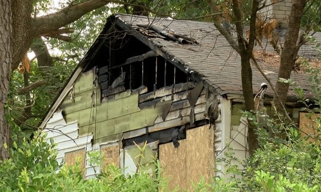 Arrest made in connection to Columbia house fire