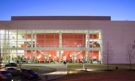The Koger Center gets a facelift