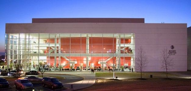 The Koger Center gets a facelift
