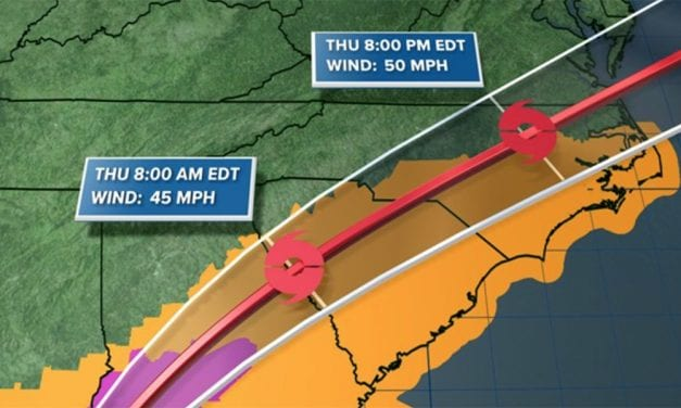 Hurricane Michael threatens South Carolina
