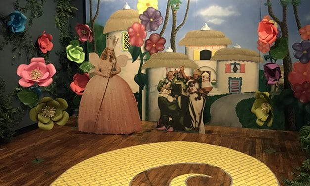 State Museum transforms into mystical land of Oz