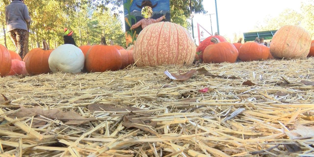 "The ""Pumpkin Church"" fundraiser raises money to help those in need"