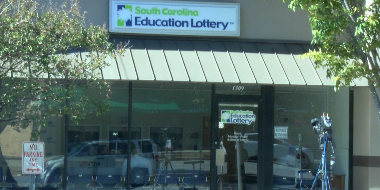 Mega Millions jackpot won in South Carolina