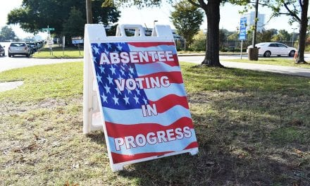 Absentee voting up in Richland County in advance of midterms