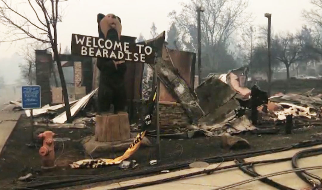 S.C. sends help to victims of deadly California fires