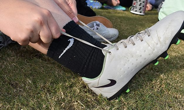 Not all sports – or cleats – are created equal