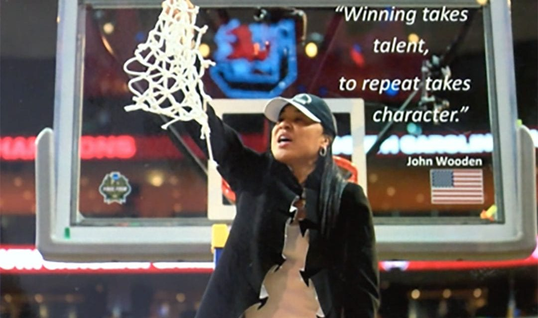How Dawn Staley changed the culture of USC women's basketball