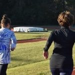 For this family, running has become a generational sport