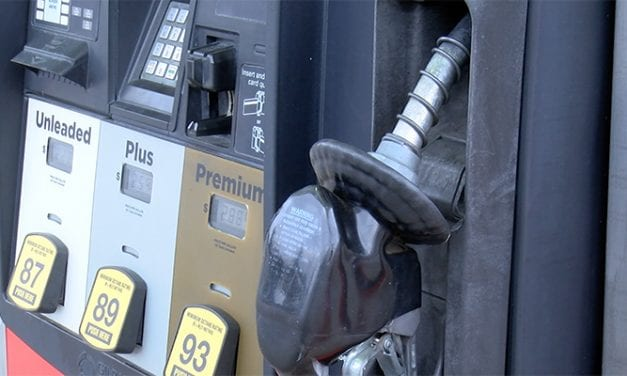 Gas prices on the decline in South Carolina