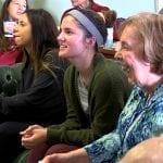 New USC student community is game for intergenerational bonding