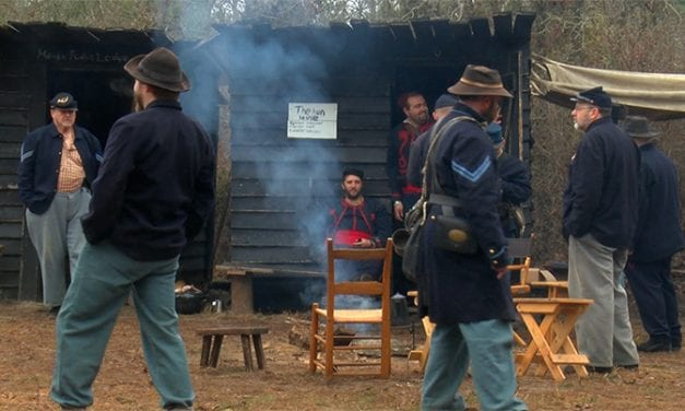 Battle of Aiken draws Yankees and Confederates