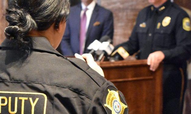 """We need help:"" Local law enforcement backs gun reform bill"