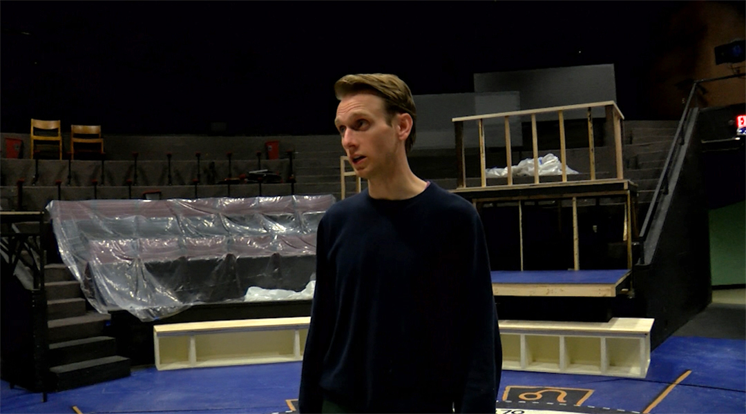 """""""Curious Incident"""" actor looks at the world in a whole new way"""