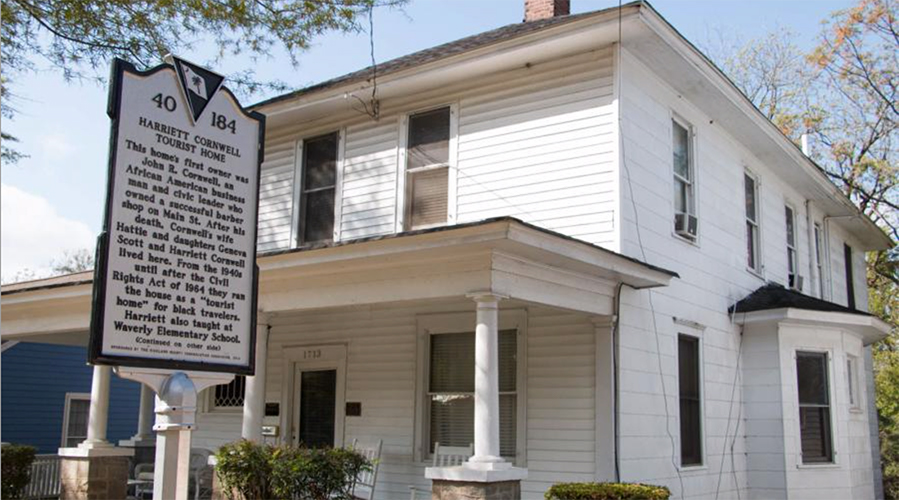 A Columbia Green Book home holds history and memory