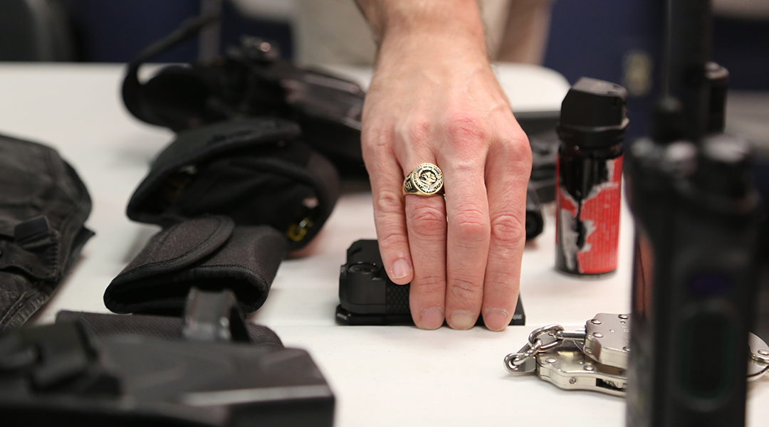 From Barney's bullet to the rise of body cams