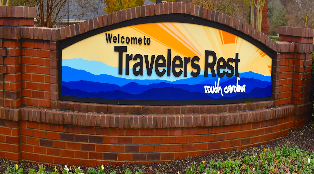 S.C. Travel Excursion: Travelers Rest