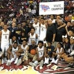 Keenan coach leads Raiders basketball to school's eighth championship