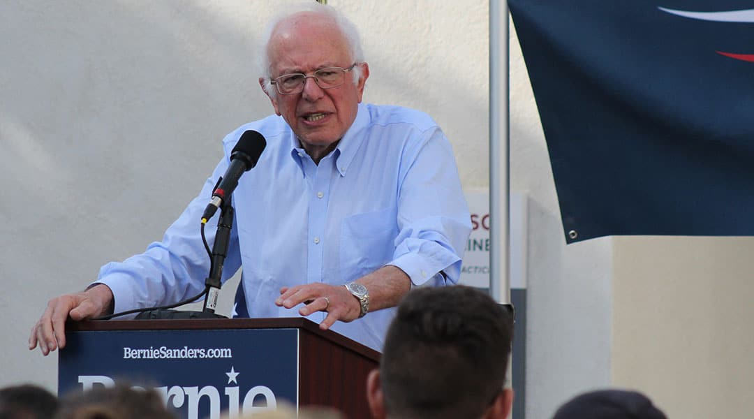 Sanders finds fans at Saturday Columbia event