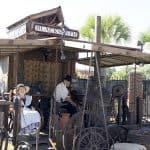 Blacksmith preserves lost art