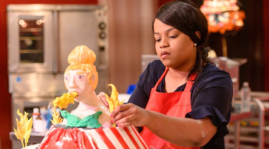 Local baker will showcase talent on national bake stage