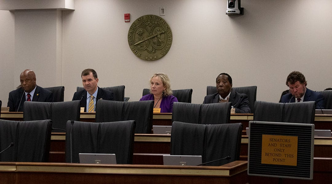 Lawmakers tussle over UofSC board size